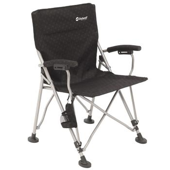 Outwell Campo Camping Folding Chair (Black)
