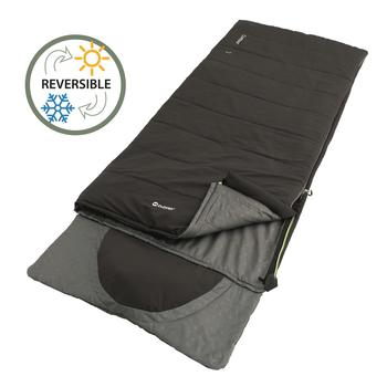 Outwell Contour Midnight Black Sleeping Bag