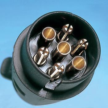 Pre packed black 'n' plug