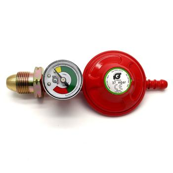 IGT Propane Regulator with Gas Level Gauge (Manometer)