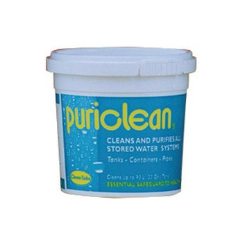 Puriclean 100g Tub - Water tank Cleaner
