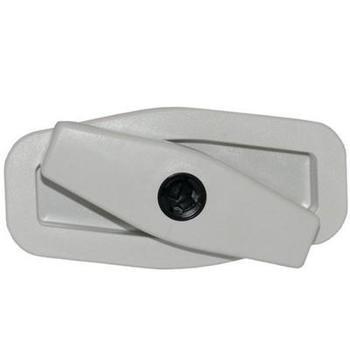 Salino Rotary Lock - white