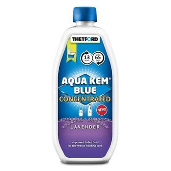 Thetford Aquakem Blue Concentrate Lavender (780ml)