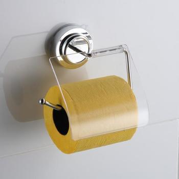 Toilet Roll Holder (Silver)