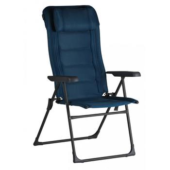 Vango Hyde DLX Camping Chair (Med Blue)