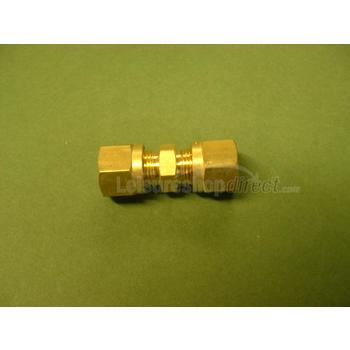 Wade Straight Coupler 8 mm