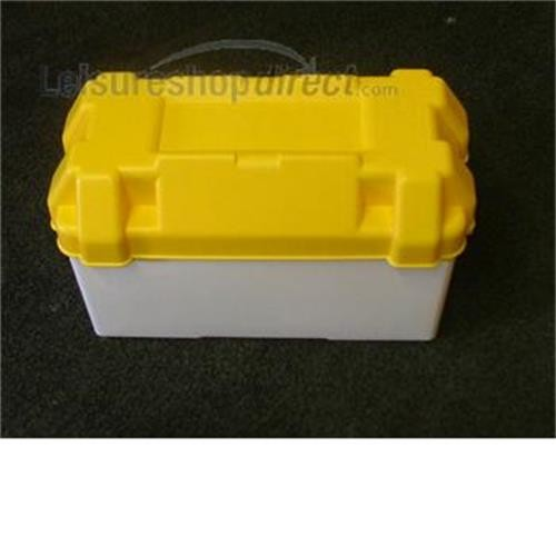 Plastic Battery Box - Large image 1
