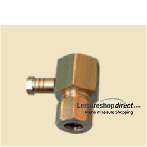Gaslow Gas Nozzle with 10mm nut