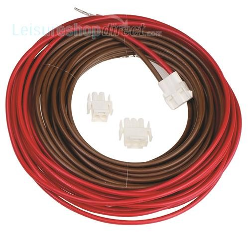 Efoy extension power lead 8mtr image 1