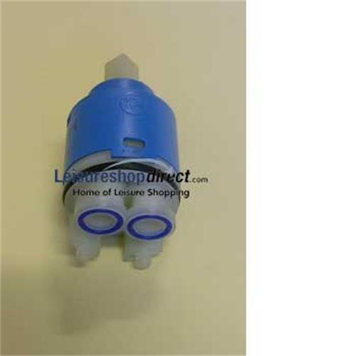 Cartridge for Dimatec tap - 2 port cartridge image 1