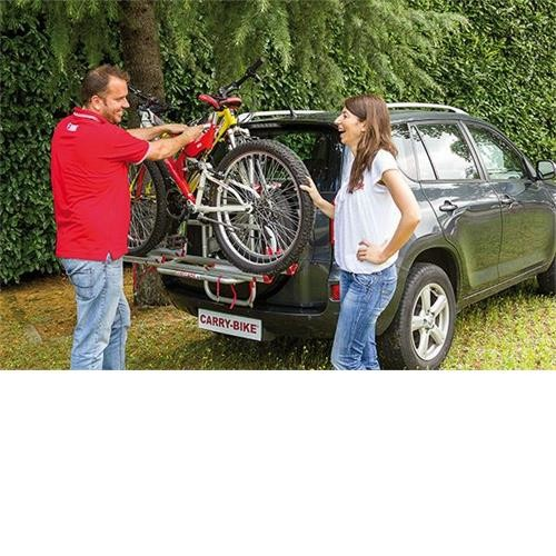 Fiamma Carrybike Rack 4 x 4 image 2