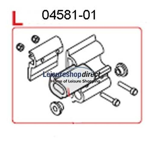 Inner Bracket Left for Fiamma F45Ti + Zip Awnings image 1