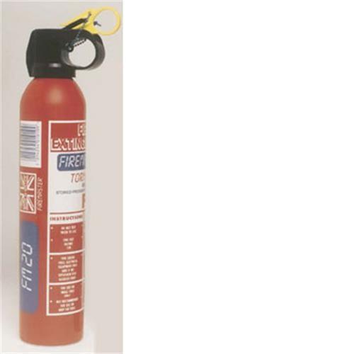 Firemaster Extinguisher FM20 Powder - 600ml image 1
