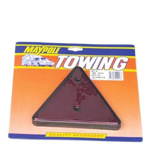 MP16 Rear reflector triangle, general chandlery, marine accessories