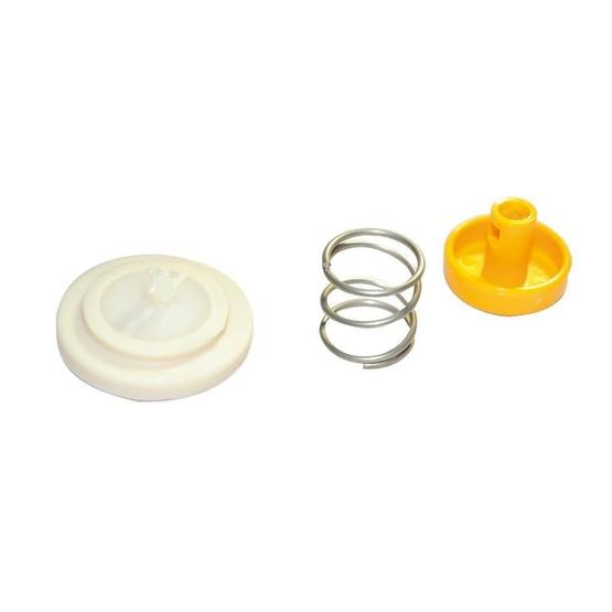 Thetford Vent Button Assembly - Yellow image 1