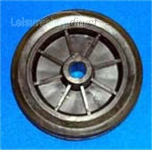 Jockey Wheel Solid 160 x 50mm