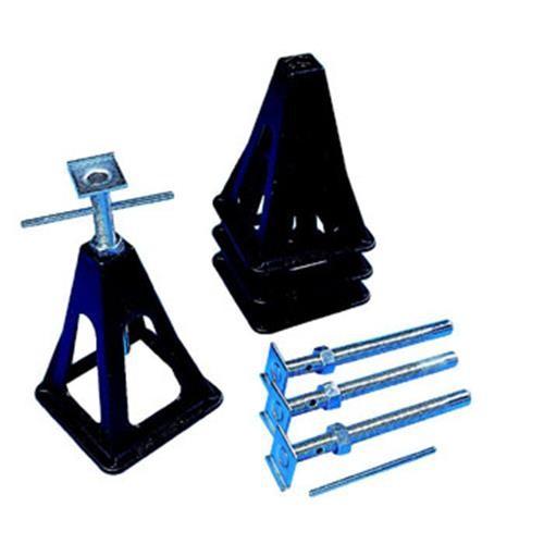 Fiamma Plastic Axle Jack Stand Set 4 image 1