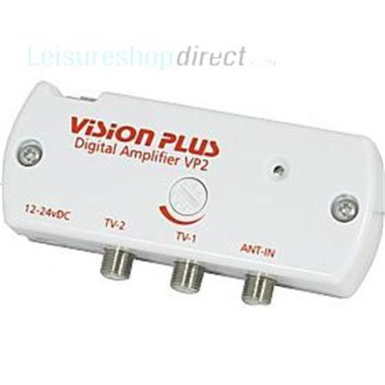 Vision Plus Status 270 Omni-Directional Antenna with VP2 Amplifier for Digital TV image 2