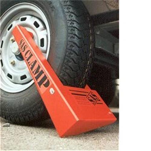 SAS Wheel Clamp image 1