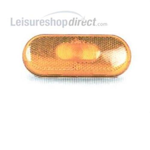 Marker Light Amber Side image 1