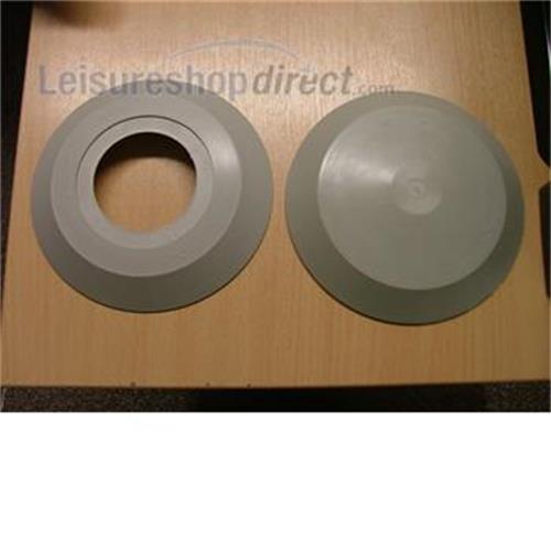 Cowl Top T3 Truma S3002/S3004 + S5002/S5004 Heater image 1