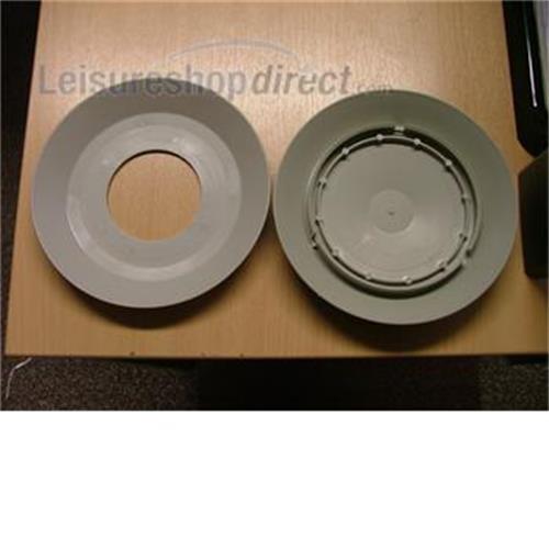 Cowl Top T3 Truma S3002/S3004 + S5002/S5004 Heater image 2