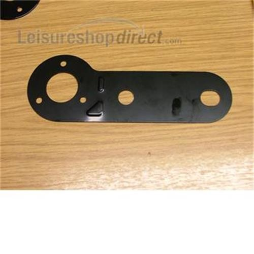 Socket Mounting Plate Single image 1