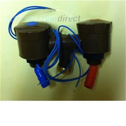 Nimbus Shower mixer tap - brown image 1