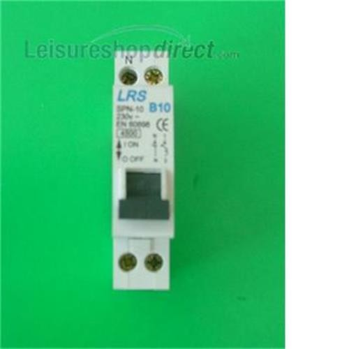 MCB single pole & neutral 10 amp image 1