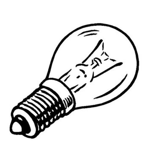Screw in Golf Bulb image 1