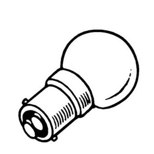 Globe Bulb 25w image 1