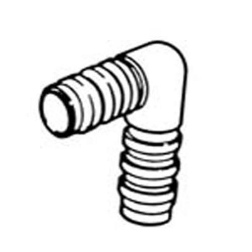 Hose connectors - elbow