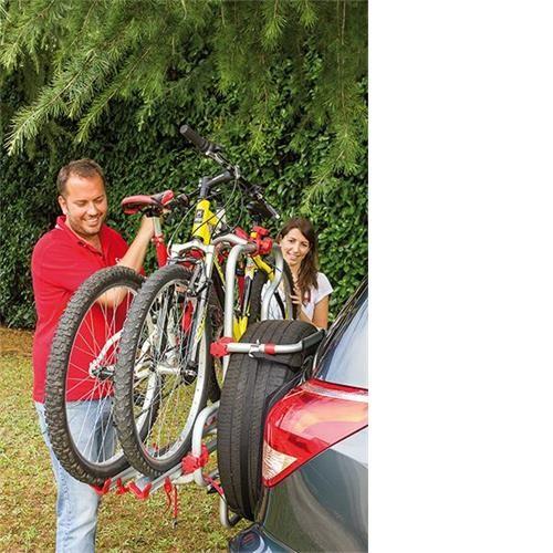 Fiamma Carrybike Rack 4 x 4 image 5