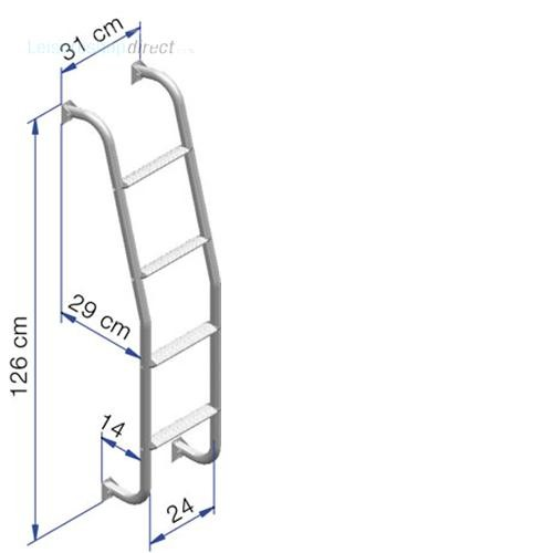 Omni-Ladder Van - 4 steps image 2