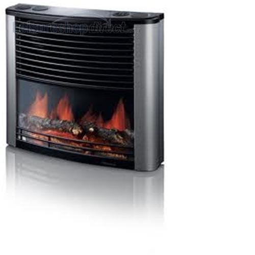 Front Case for Trumatic S5002 flame/ log pile effect front cover only image 1