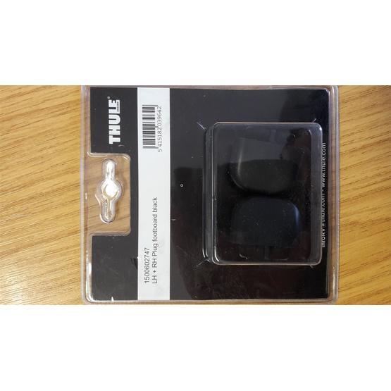 THULE OMNISTEP PLASTIC CORNER PIECE - black image 1