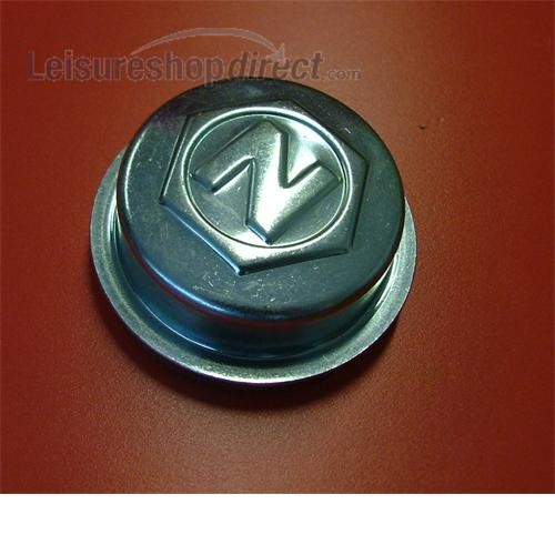 Grease Cap Large Knott 64mm image 1