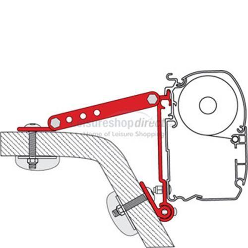Fiamma Kit Wall Adaptor