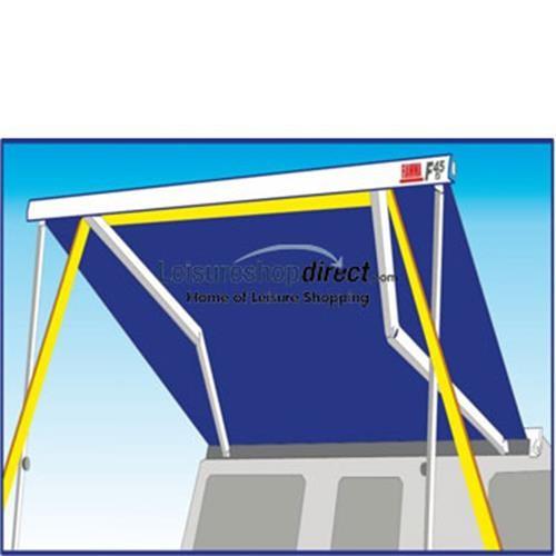 Fiamma Awning tie down kit - Yellow | Fiamma Code ...