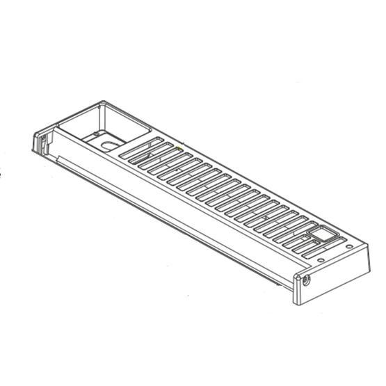 dometic rc1600 egp coolbox ventilation grid dometic rc 1600 egp rh leisureshopdirect com
