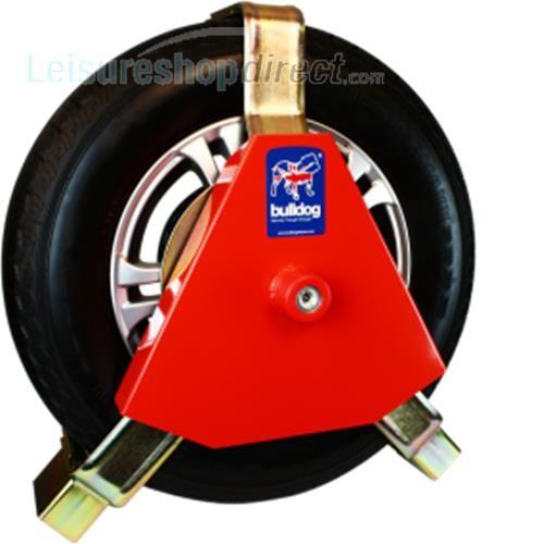 Bulldog 210/DF Titan Wheel Clamp image 1