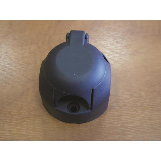 7 pin socket - N type for towing image 1
