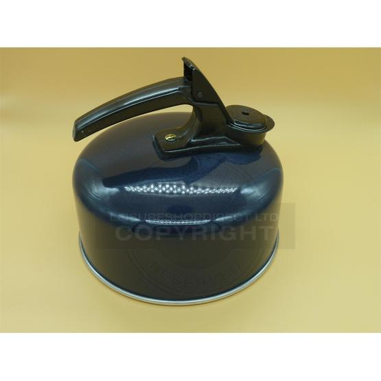 2.1lt Whistling Kettle - Blue image 1