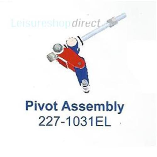 Reich MoveControl Economy Left Hand Pivot Assembly image 1