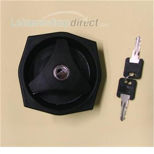 Hartal lock LH exterior image 1