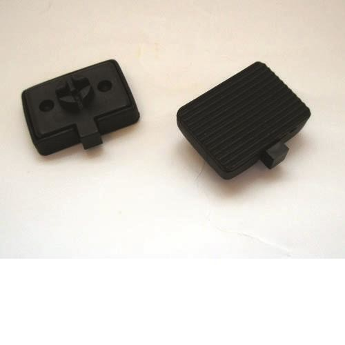 Mirror Pads for screw clamps for Grand & Aero Milenco mirrors image 1