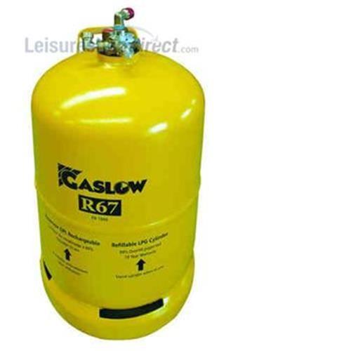Gaslow Refillable Cylinder  R67 11 kg No 1 image 1