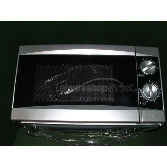 Microwave Oven - 700W - Silver image 1