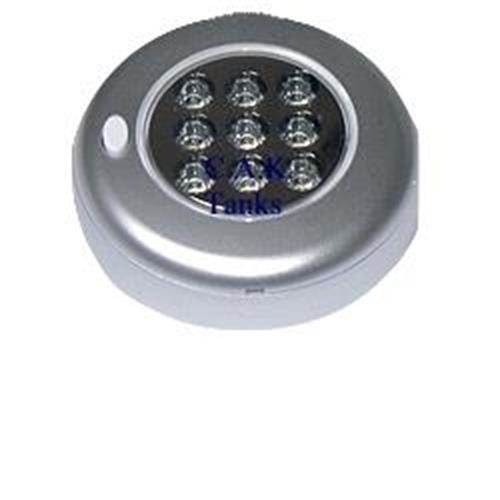 Eyeball spotlight 30 LED SLIM DOWN LIGHT + SWITCH image 1