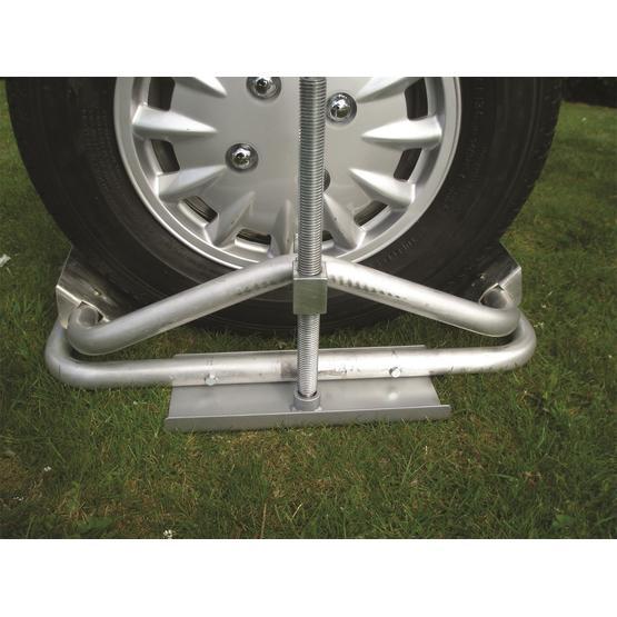 Milenco Aluminium Caravan and Motorhome Leveller image 2